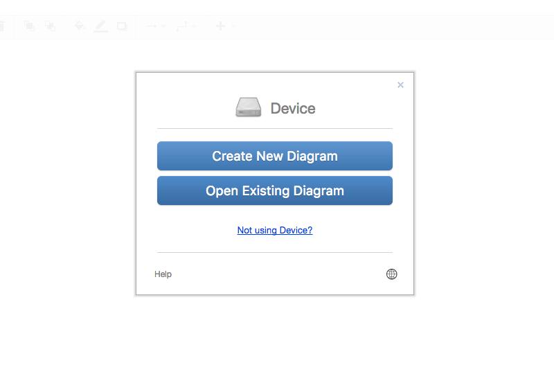 新規作成かファイルを開くか訊かれます