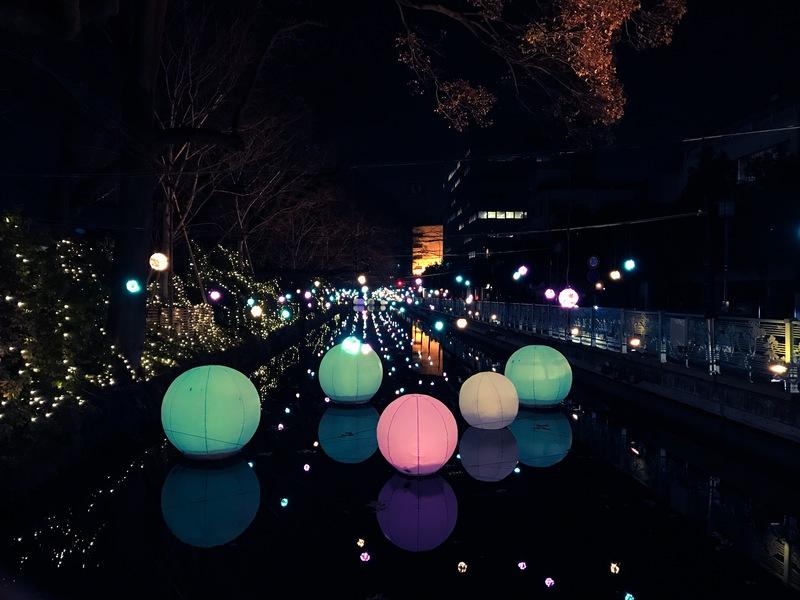 今年はお堀のイルミネーションがめっちゃ綺麗!高崎 光のページェント2016