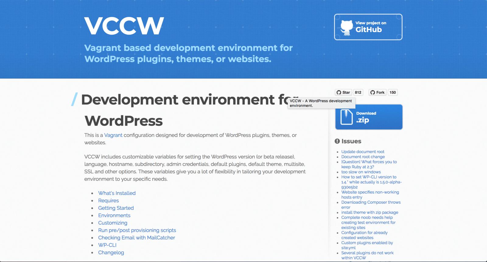 【WordPress】本番データ同期も簡単なローカル環境!VCCWを構築する方法