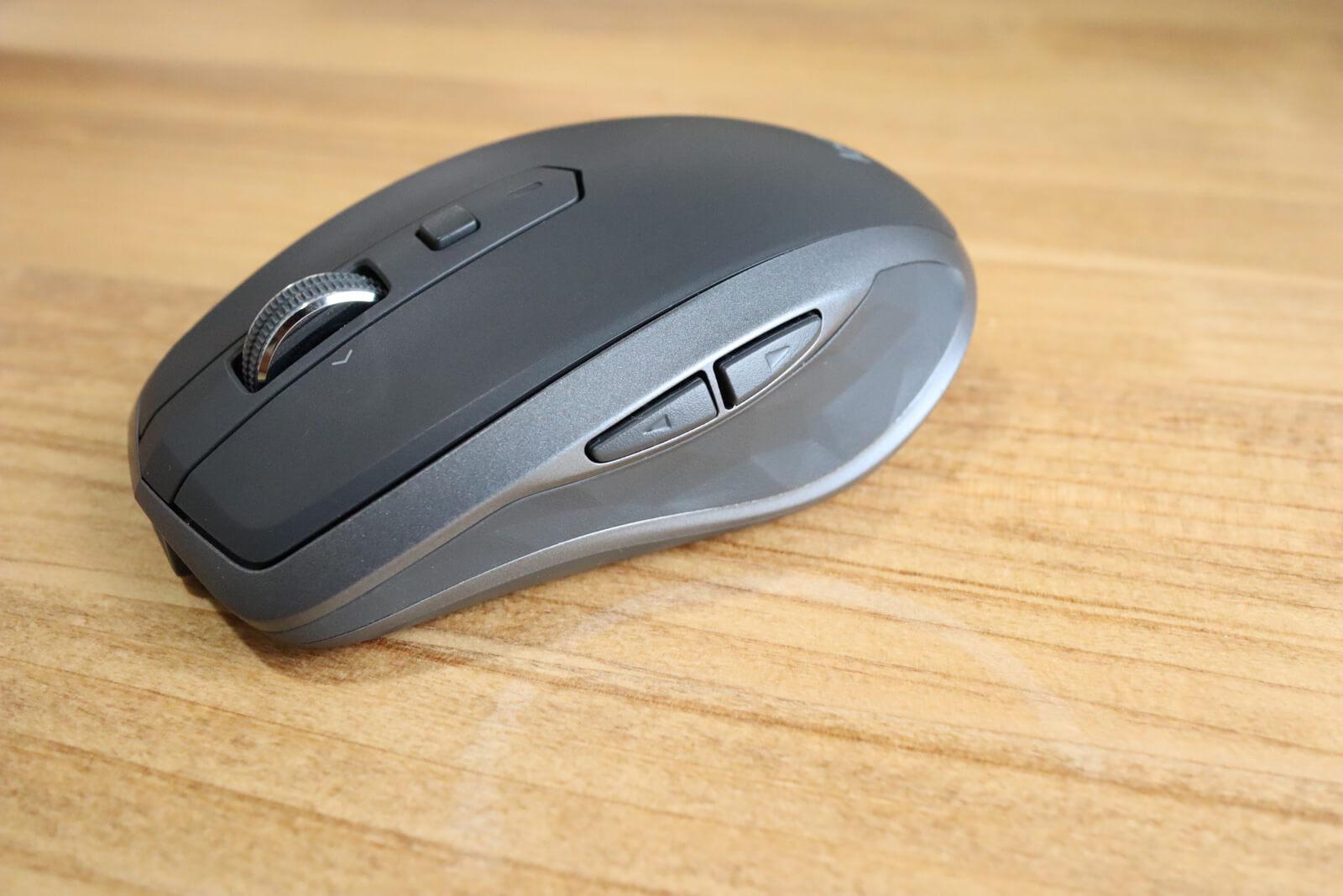 複数のPCを切替できるBluetoothマウス「MX ANYWHERE 2S」ちょっと高いけど大満足のマウスに出会った気がする