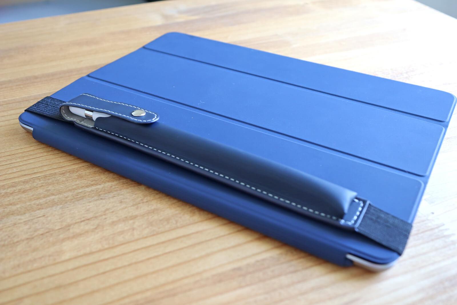 今まで使っていたiPadのカバーも使えてラッキー