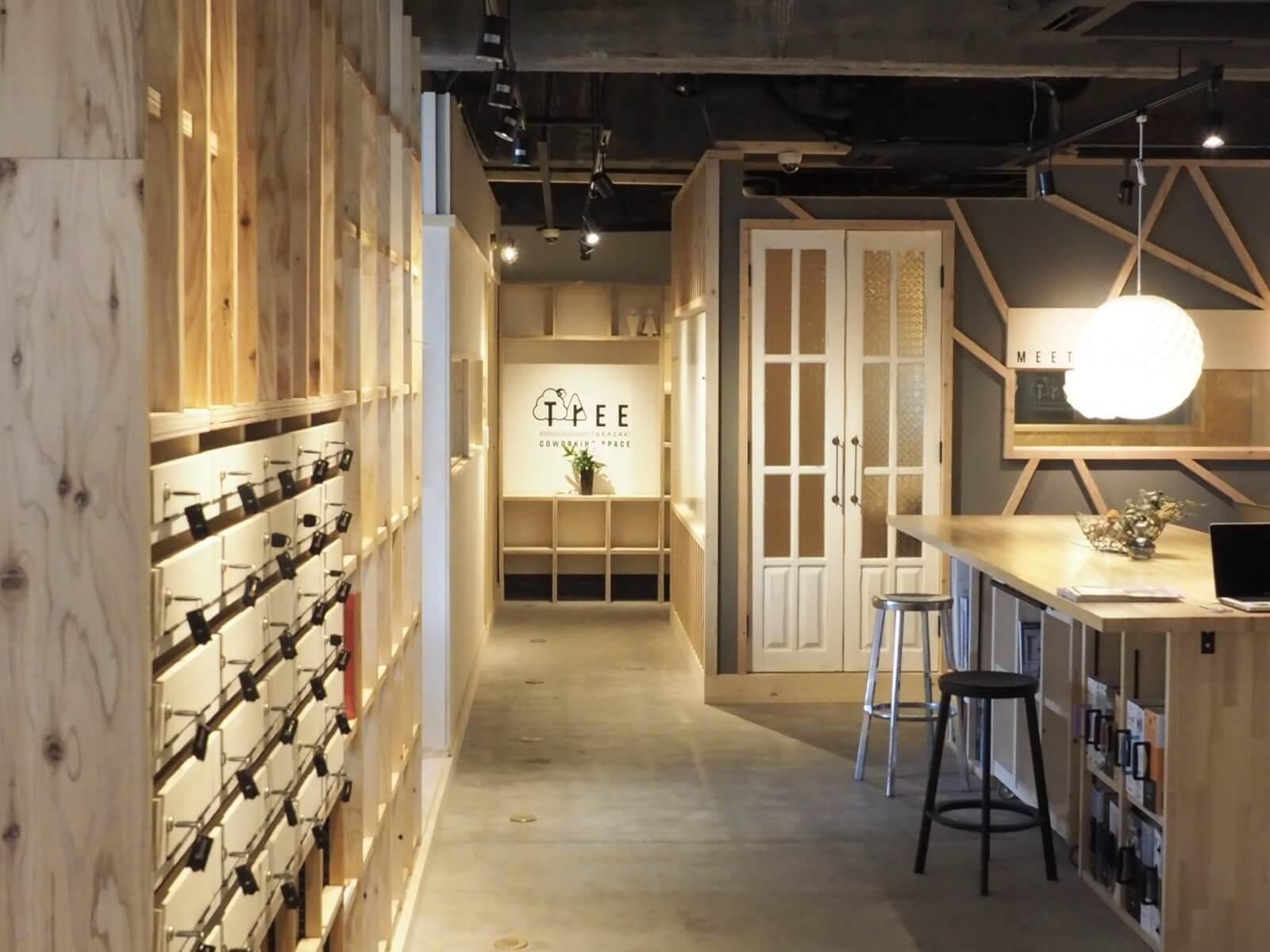 高崎の新しいコワーキングスペース「TREE高崎」がカフェ風おしゃれでステキだった